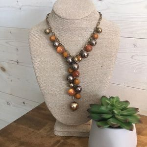 Tones of the Earth Necklace
